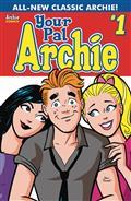All New Classic Archie Your Pal Archie #1 Cvr A Dan Parent *Special Discount*