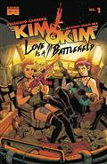 Kim And Kim Love Is A Battlefield #1 (MR) *Special Discount*