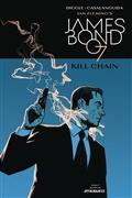 James Bond Kill Chain #1 (of 6) Cvr A Smallwood *Special Discount*