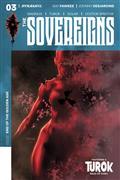 Sovereigns #3 Cvr A Segovia