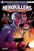 Project Superpowers Hero Killers #3 Cvr B Browne