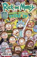 Rick & Morty Pocket Like You Stole It #1 (of 5) *Special Discount*