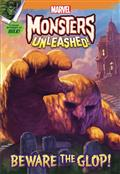 Marvel Monsters Unleashed Beware The Glop SC (C: 1-1-0)