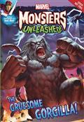 Marvel Monsters Unleashed Gruesome Gorgilla SC (C: 1-1-0)