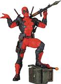 Marvel Deadpool Collectors Gallery Statue (Net) (C: 1-1-2)