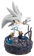 Sonic The Hedgehog Silver The Hedgehog Statue (C: 1-1-2)