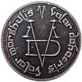 Game of Thrones Iron Coin of The Faceless Man (C: 0-1-2)