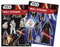 Star Wars Wall Sticker 100Ct Display (C: 1-1-2)