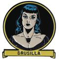 Tales From The Crypt Drusilla Lapel Pin (C: 1-0-2)