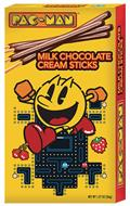 Pac-Man Chocolate Cream Sticks 12Pc Dis (C: 1-1-2)