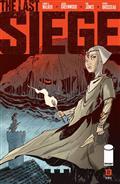 Last Siege #2 (of 8) Cvr A Greenwood