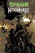 Medieval Spawn Witchblade #3 (of 4)