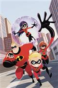 Disney Pixar Incredibles 2 #1 Crisis Midlife & Stories Cvr A