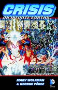 Crisis On Infinite Earths Dlx Ed HC