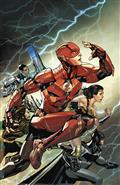 Flash Rebirth Dlx Coll HC Book 03