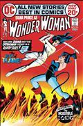 Wonder Woman Diana Prince 50Th Anniv Omnibus HC