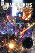Transformers Unicron #1 (of 6) Cvr A Milne