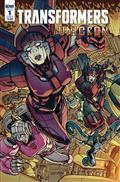 Transformers Unicron #1 (of 6) Cvr B Raiz