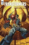 Transformers Unicron #1 (of 6) 25 Copy Incv Francavilla (Net