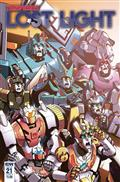 Transformers Lost Light #21 Cvr A Lawrence