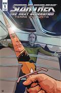 Star Trek Tng Terra Incognita #1 Cvr A Shasteen