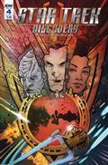 Star Trek Discovery Succession #4 Cvr A Hernandez