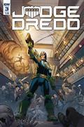 Judge Dredd Under Siege #3 (of 4) Cvr A Dunbar