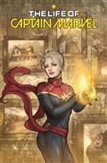 Life of Captain Marvel #1 (of 5) Takeda Var