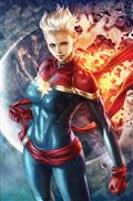 Life of Captain Marvel #1 (of 5) Artgerm Virgin Var