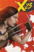 X-23 #1 By Choi Poster