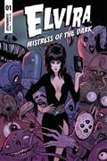 Elvira Mistress of Dark #1 Cvr C Strahm