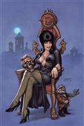 Elvira Mistress of Dark #1 Cvr H 20 Copy Linsner Virgin (Net