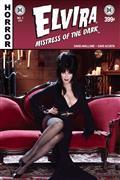 Elvira Mistress of Dark #1 Cvr L Sgn Photo