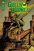 Green Hornet #5 Cvr A Mckone