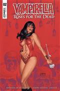 Vampirella Roses For Dead #2 (of 4) Cvr A Linsner (MR)