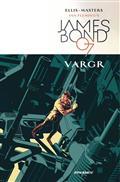 JAMES-BOND-HC-VOL-01-VARGR