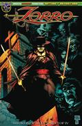 Zorro Swords of Hell #1 Martinez Main Cvr