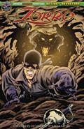 Zorro Swords of Hell #1 Gallant Demon Fury Cvr
