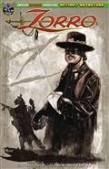 Zorro Swords of Hell #1 Pinto Classic Nostalgia Cvr