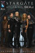 Stargate Atlantis Universe Anthology Ongoing #1 Eli Photo Cv