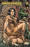 Jungle Fantasy Secrets #1 Queen Sasha (MR)