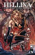 Hellina Ravening #1 Mistress (MR)