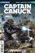 Captain Canuck Season 4 #1