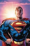 DF Superman #1 Elite Gold Sgn Bendis (C: 0-1-2)