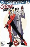 DF Suicide Squad #1 Terry Dodson Exc (C: 0-1-2)