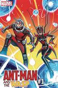 DF Antman & Wasp #1 Sgn Mark Waid (C: 0-1-2)