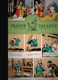 Prince Valiant HC Vol 17 1969-1970