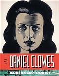 ART-OF-DANIEL-CLOWES-MODERN-CARTOONIST-HC