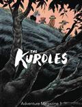 Kurdles Adventure Magazine #1 (C: 0-1-2)