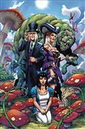 Revenge of Wonderland #1 (of 6) Cvr B Salazar